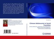 Обложка Chinese Adolescents in Social Transition