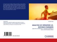 ANALYSIS OF SPRINTERS VS. DISTANCE RUNNERS kitap kapağı