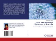 Bookcover of Space Time Dependent Phenomena in Networks