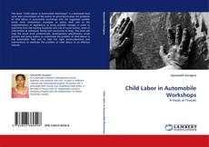 Bookcover of Child Labor in Automobile Workshops