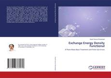 Bookcover of Exchange Energy Density Functional