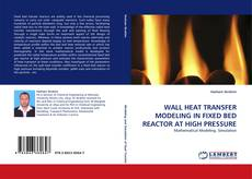 WALL HEAT TRANSFER MODELING IN FIXED BED REACTOR AT HIGH PRESSURE kitap kapağı