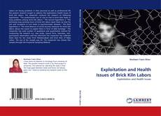 Buchcover von Exploitation and Health Issues of Brick Kiln Labors