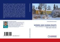 WOMEN AND HUMAN RIGHTS kitap kapağı