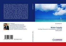 Capa do livro de Water Supply
