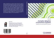 Copertina di Complex Adaptive  e-Commerce Systems