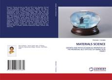 Bookcover of MATERIALS SCIENCE