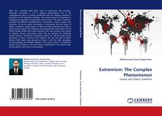 Capa do livro de Extremism: The Complex Phenomenon