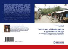 Portada del libro de The Pattern of Livelihoods in a Typical Rural Village