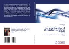 Couverture de Dynamic Modeling of Electrochemical Energy Systems