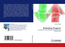 Buchcover von Rethinking ''Progress''
