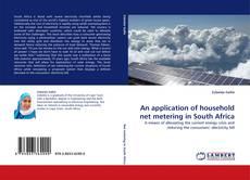 Capa do livro de An application of household net metering in South Africa