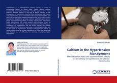 Couverture de Calcium in the Hypertension Management
