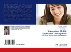 Bookcover of Customised Mobile Application Development