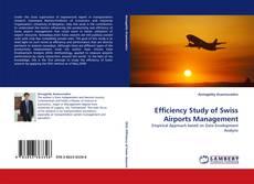 Capa do livro de Efficiency Study of Swiss Airports Management
