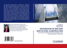 Buchcover von INTEGRATION OF BIM AND RFID IN STEEL CONSTRUCTION