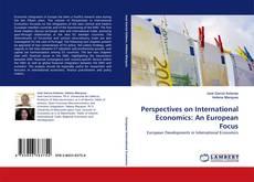 Buchcover von Perspectives on International Economics: An European Focus