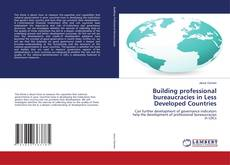 Couverture de Building professional bureaucracies in Less Developed Countries