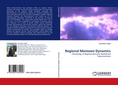 Couverture de Regional Monsoon Dynamics