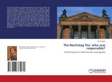 Buchcover von The Reichstag fire: who was responsible?