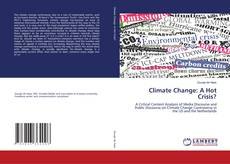 Bookcover of Climate Change: A Hot Crisis?