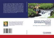 Bookcover of Schemes of Payment of Hydrological Ecosystem Services