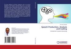 Capa do livro de Speech Production, Analysis and Coding