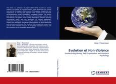 Bookcover of Evolution of Non-Violence
