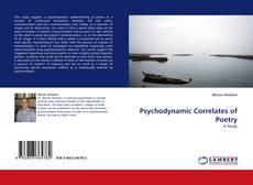 Обложка Psychodynamic Correlates of Poetry
