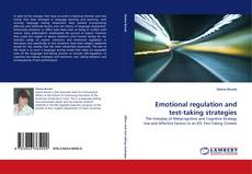 Couverture de Emotional regulation and test-taking strategies