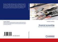 Buchcover von financial accounting