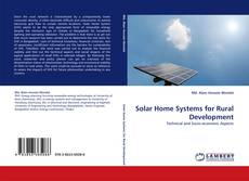Bookcover of Solar Home Systems for Rural Development
