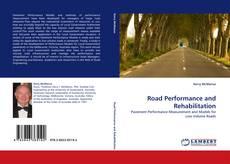 Buchcover von Road Performance and Rehabilitation