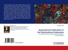 Bookcover of Asymmetrical Federalism in the Multinational Federation
