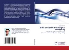 Borítókép a  Blind and Semi-Blind Signal Processing - hoz