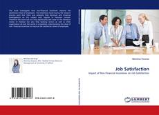 Bookcover of Job Satisfaction