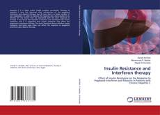 Bookcover of Insulin Resistance and Interferon therapy