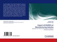 Copertina di Impact of KAIZEN on Manufacturing Industry
