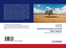 Bookcover of Geothermal studies of Chad Basin Nigeria
