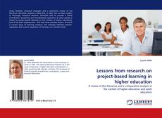 Обложка Lessons from research on project-based learning in higher education
