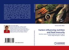 Copertina di Factors influencing nutrition and food insecurity