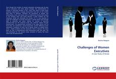 Bookcover of Challenges of Women Executives