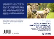 Bookcover of EFFECT OF K99 ON SEX LINKED SEROPHYSIOLOGY OF BUFFALO NEONATES