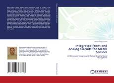 Couverture de Integrated Front-end Analog Circuits for MEMS Sensors