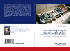 Обложка An Exploratory Study of Non-Kin Models of Care