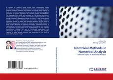 Bookcover of Nontrivial Methods in Numerical Analysis