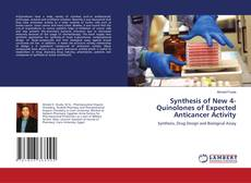 Couverture de Synthesis of New 4-Quinolones of Expected Anticancer Activity