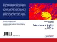 Copertina di Postponement in Retailing Industry