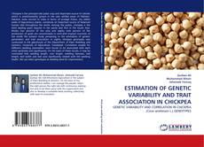 Buchcover von ESTIMATION OF GENETIC VARIABILITY AND TRAIT ASSOCIATION IN CHICKPEA