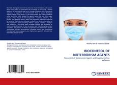 Capa do livro de BIOCONTROL OF BIOTERRORISM AGENTS